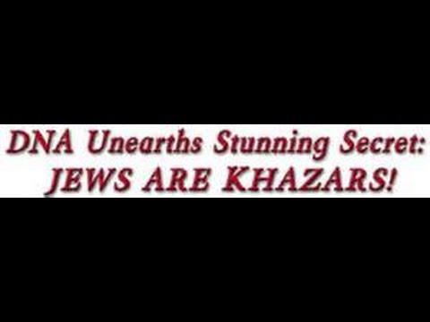 """More Proof! """"Jews"""" Are In Fact Khazars"""