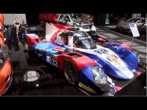 Среди самых дорогих в Монако представили российский спорткар