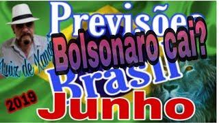 Previsões para BOLSONARO e o Brasil
