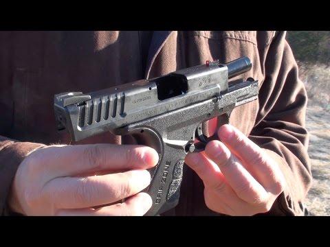 Pistola XD-9 Modelo 2, Springfield Armory, en Español