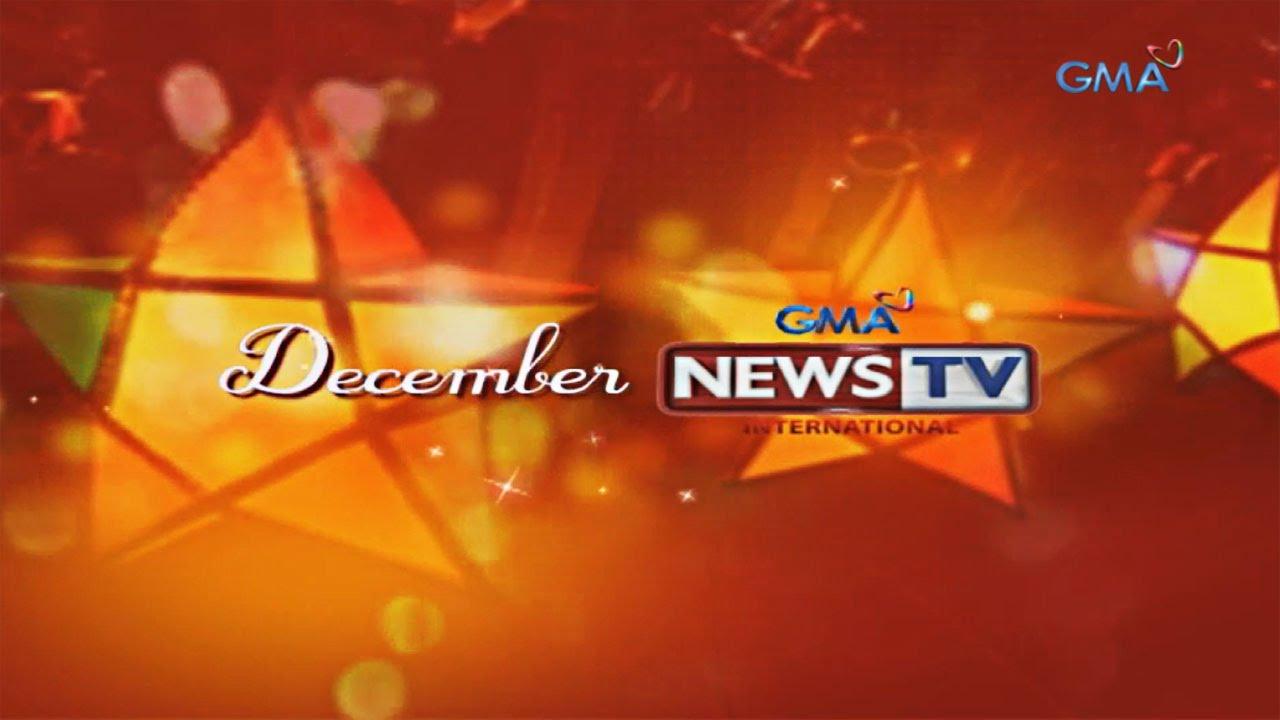 GMA News TV International December Highlight
