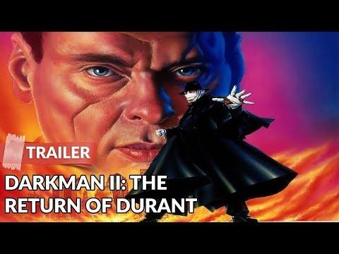 Darkman II: The Return of Durant 1995 Trailer HD | Larry Drake