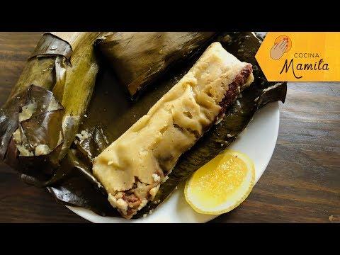 TAMALES TRADICIONALES PISQUES | Cocina Mamita