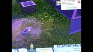 Sims 3 Fat Albert Drowning (Death)