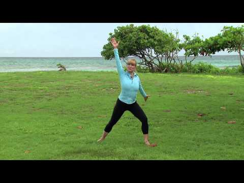 Workout with Miranda Esmonde-White, AGING BACKWARDS author