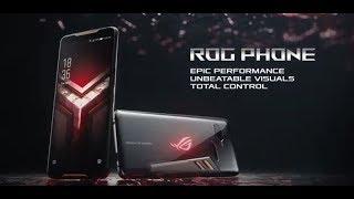 Epic performance. Unbeatable visuals. Total control. - ROG Phone | ROG