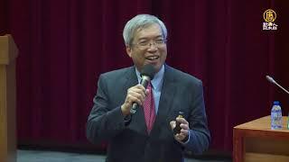 美中熱戰 研討會03-美中貿易戰下:台灣的經濟戰略 - 謝金河 社長