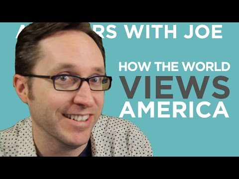 5 Ways That The Rest Of The World Views America