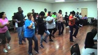 """Louisville Line Dance Social """"Wiggle Dat"""""""