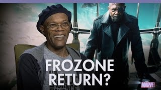 Samuel L. Jackson on Frozone 'Incredibles' 2 return