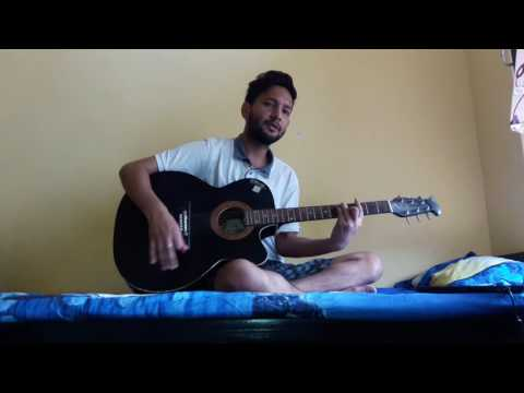O CAROL   Yeh dil laya hai bahar   Guitar in desi style