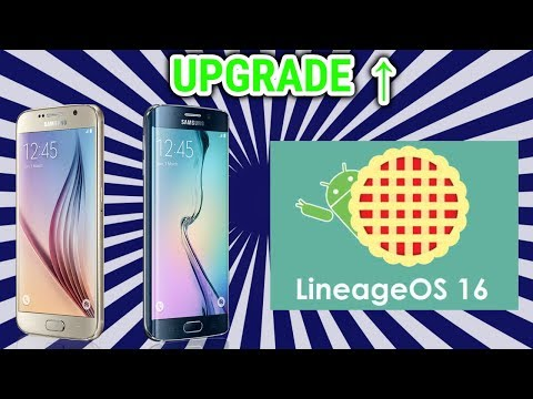 Upgrade Galaxy S6 To Android 9.0 Pie