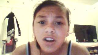 Desi Singing Set Fire To The Rain By Adele :)