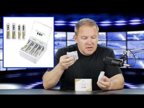 ebl-aa-&-aaa-rechargeable-batteries-&-charger-unboxing-&-initial-impressions