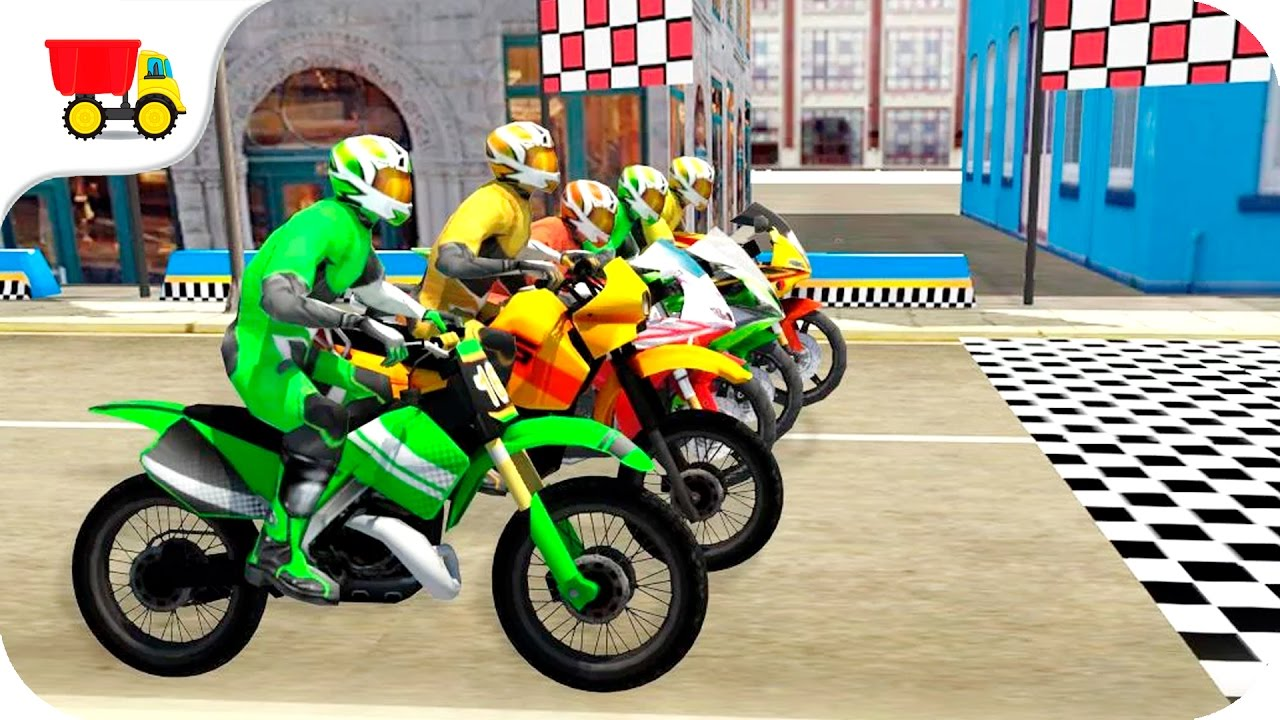 Max Dirt Bike Mobile Game