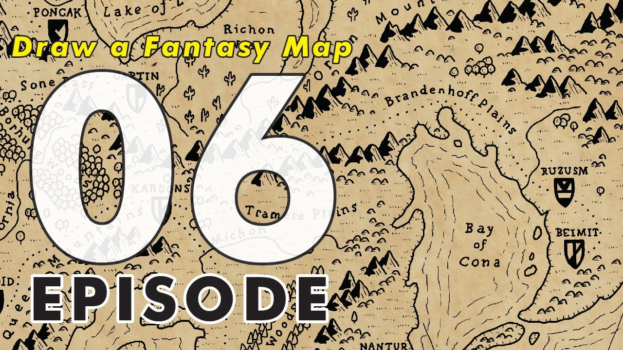 Download Fantasy Mapping: Episode 06 - Rivers