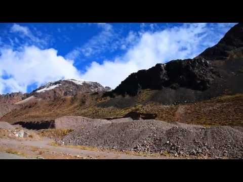 The Andes - The Most Beautiful Mountains - Mendoza, Argentina - (English - Full HD)