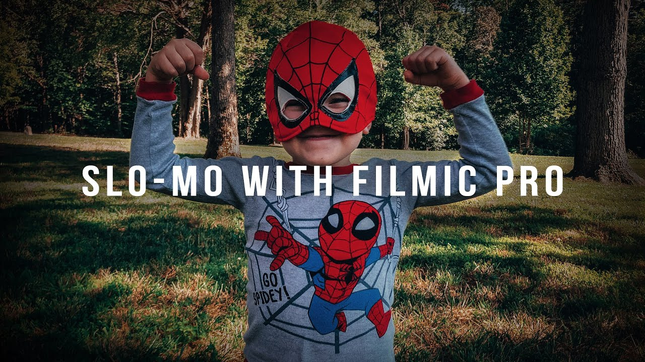 iPhone Filmmaking - Slow Motion With FiLMiC Pro