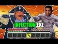 INFECTION.EXE IN PUBG MOBILE