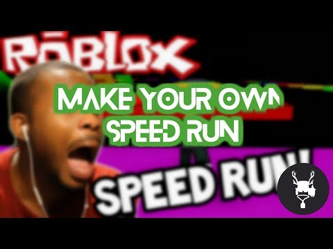 CREATE A SPEED RUN GAME ON ROBLOX (QUICK AND EASY TUTORIAL)