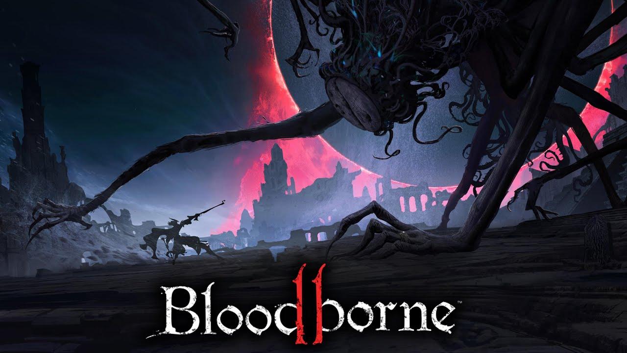 The Nightmarish Worlds of Bloodborne 2 [Art Competition]