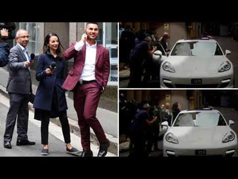 Salim Mehajer in court over alleged a ssault of TV reporter