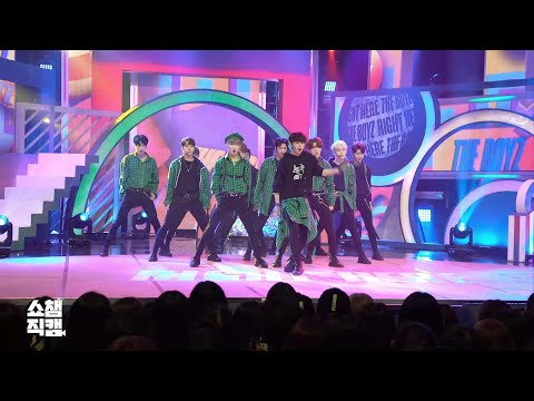 [Show Champion Close Up 132]  THE BOYZ_Right Here Close Up Ver.