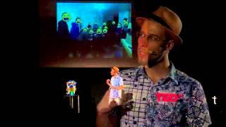 Partage & coopération, de petites idées aux grandes conséquences   Emmanuel Gilloz   TEDxBelfort