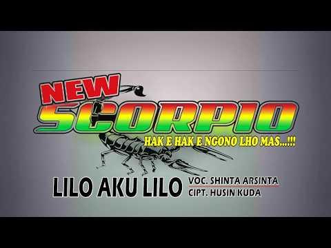 Shinta Arsinta - Lilo Aku Lilo ( Album New Scorpio )