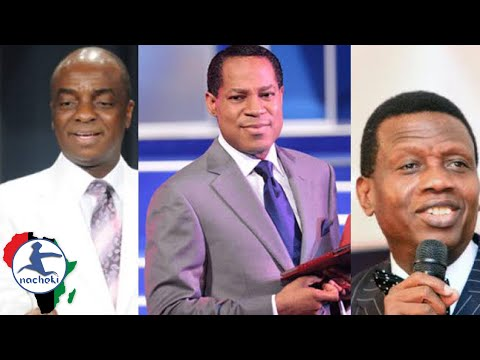 top 5 richest pastors in africa according to forbes top 5 richest pastors in africa according to forbes