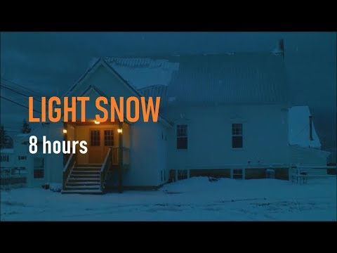 Arctic Blizzard Snow Storm - 8 Hours Howling Wind Sounds for Sleep, Study & Meditation