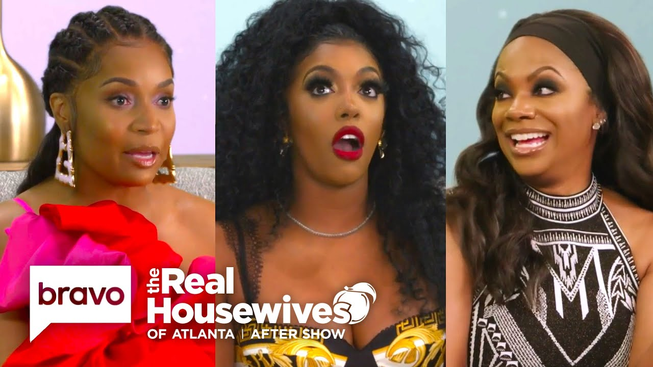 The Real Housewives of Atlanta Season 12 After Show's 7 Most Shocking Reveals | RHOA After Show S12