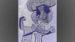 Jean Dubuffet - Temps Radieux