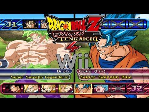 download dragon ball z budokai tenkaichi 4 wii
