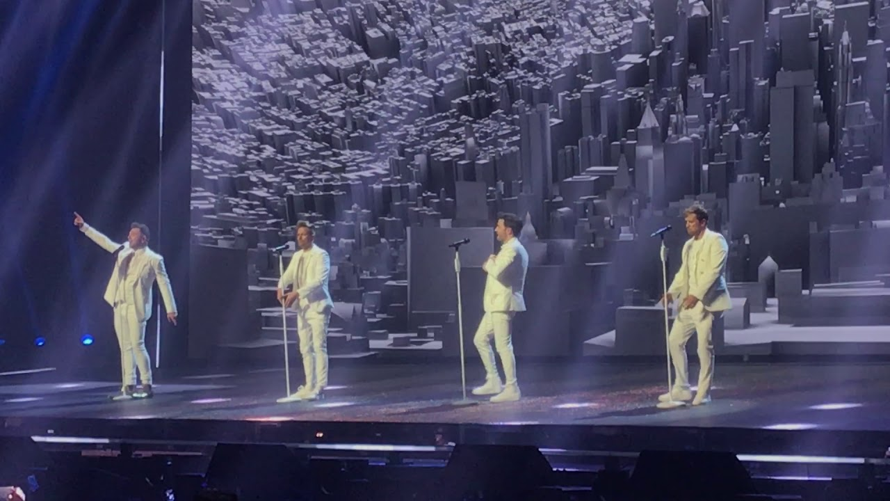 Westlife - World Of Our Own - Twenty Tour 2019 opening night