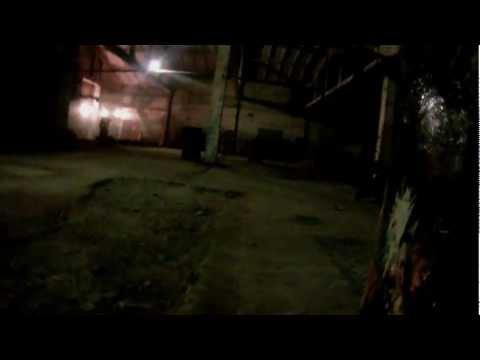 Пейнтбол ночь ангары