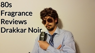Drakkar Noir 80s Fragrance Reviews