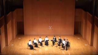 金沢クラリネットアンサンブル Kanazawa Clarinet Ensemble 第13回定期...