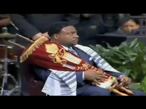 Eddie Long in trouble with the Word of Yahweh.Repent Eddie Long.