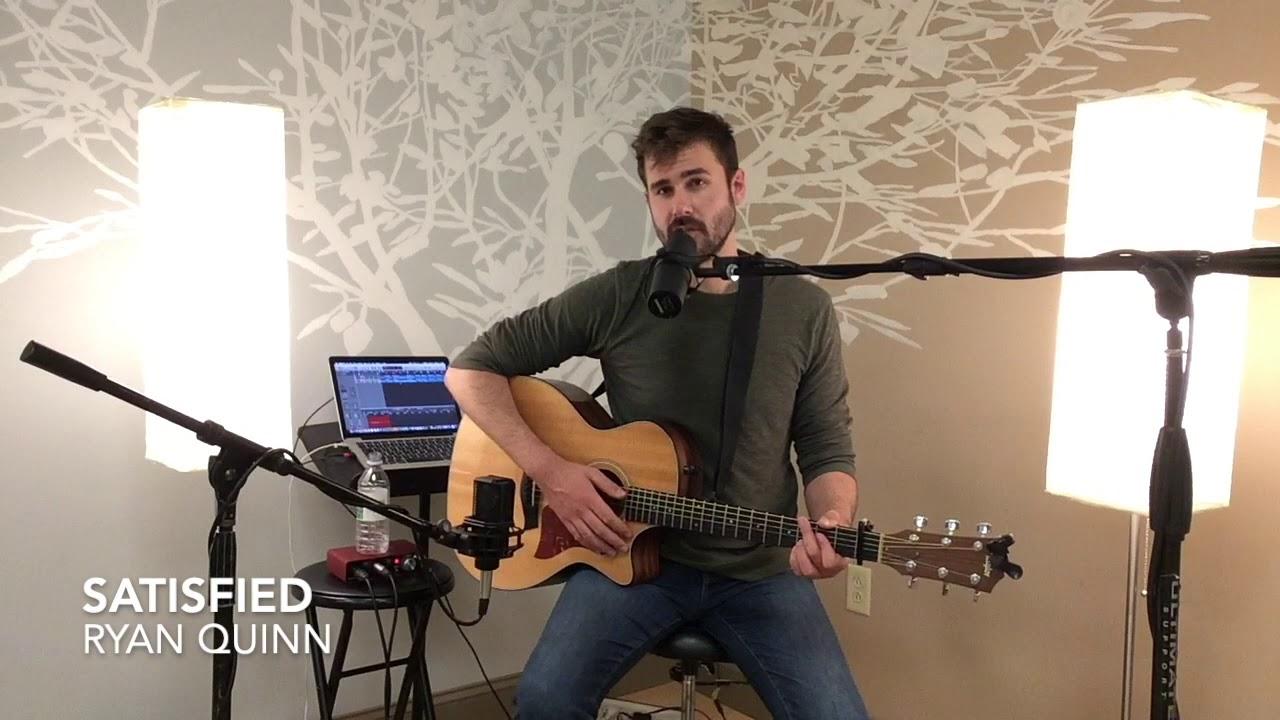Ryan Quinn Unity Hall Virtual Concert