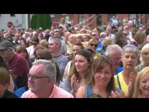 Fleadh Cheoil na hEireann Drogheda 2018