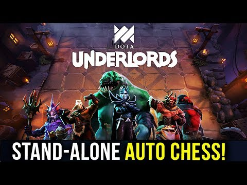 Valve's latest 'Dota' spinoff is 'Underlords,' free beta starts next