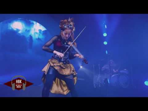 Lindsey Stirling - cristalize live (hd by hbk)