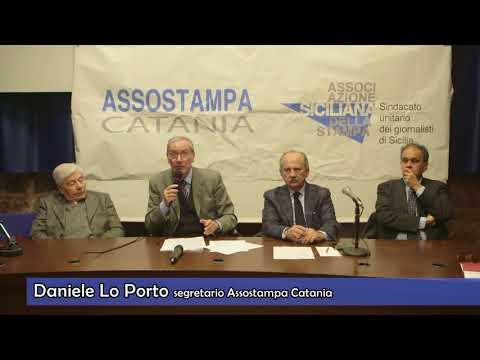 Intervento di Daniele Lo Porto all'assemblea di Assostampa Catania/2
