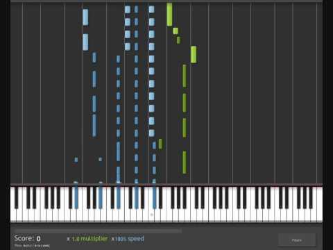 How To Play Viva La Vida By Coldplay On Pianokeyboard Youtube