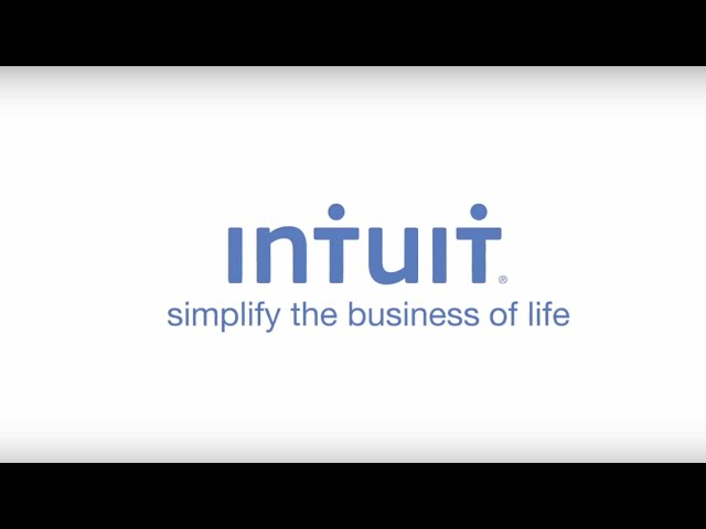 Welcome to Intuit India - YouTube