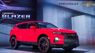 Chevy Blazer, Toyota Hypercar and Other News! Weekly Update