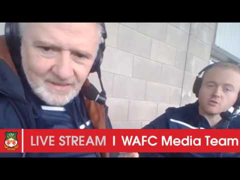 🔴 LIVE | Podcast Live: (FA Cup) Chesterfield 1-1 Wrexham