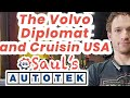 Volvo Diplomat Part I P 1800 Auto Mechanic Classic Car Repair Denver