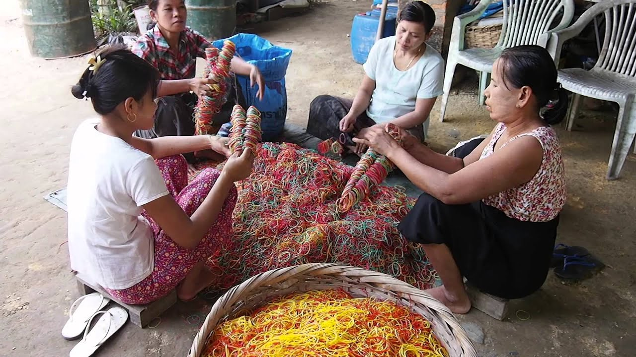 Malawmyaing - Streiflichter MYANMAR 2019 - YouTube